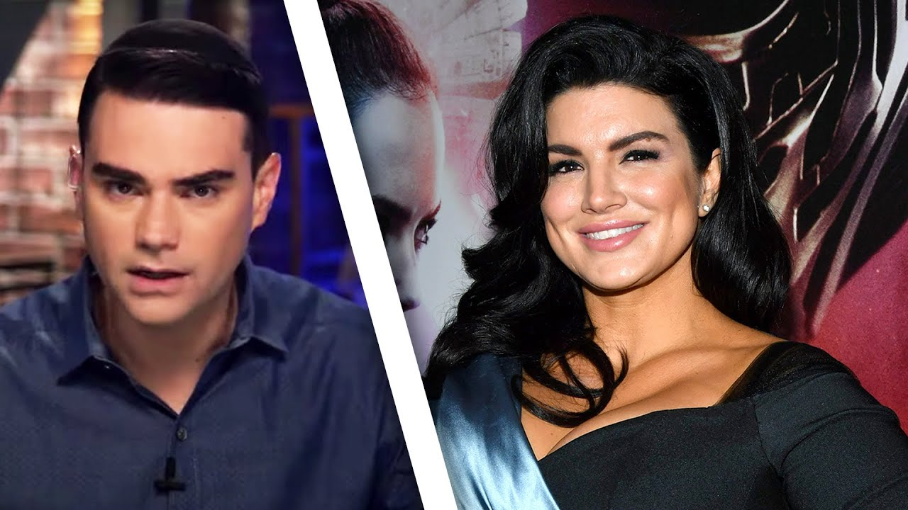 Shapiro Reacts to Gina Carano Getting Canceled by Hollywood