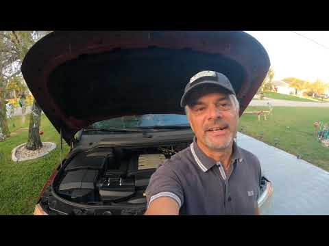 How to fix Land Rover LR3 running rough (Ignition, Injection.)DIY