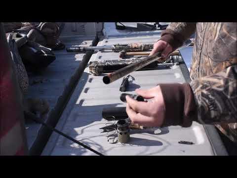 Winchester SX3 Breakdown