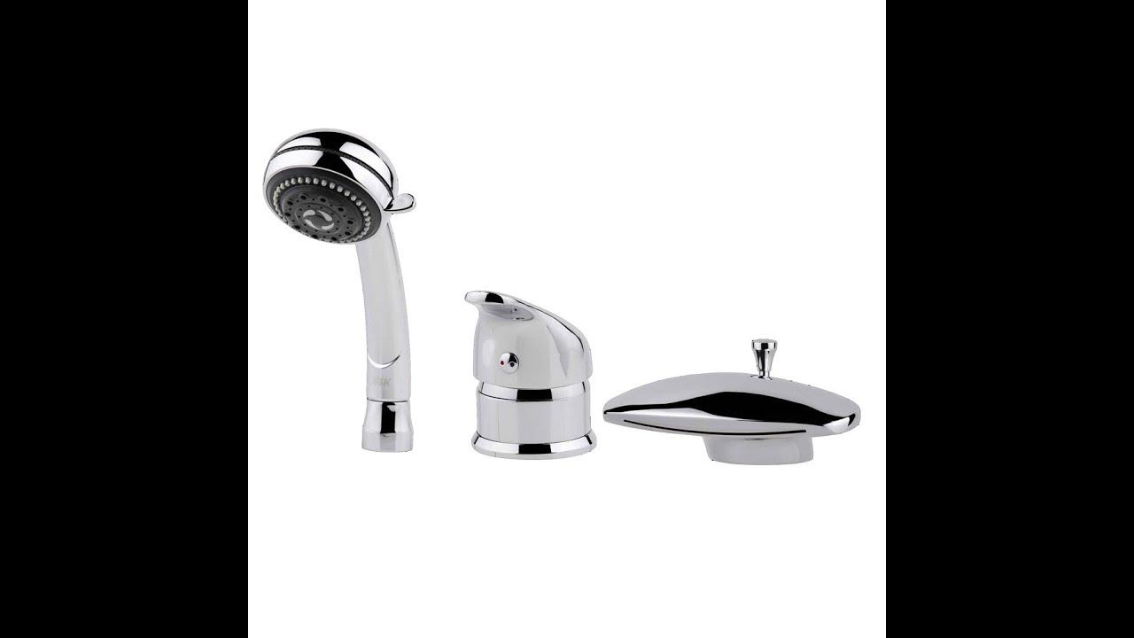 Смеситель для ванны GROHE CONCETTO 32211001 - YouTube