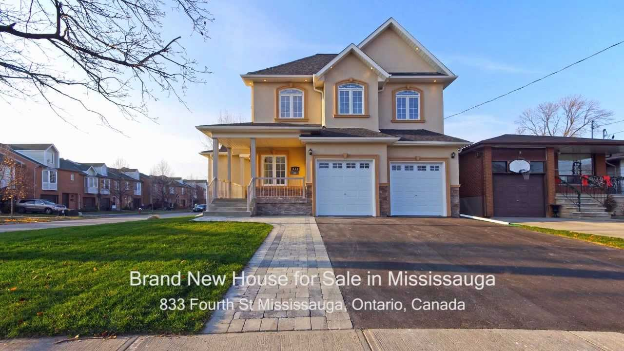 virtual video tour of brand new house for sale in