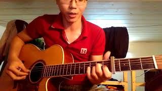 Người Lạ Ơi  Superbrothers x Karik x Orange  Guitar Cover