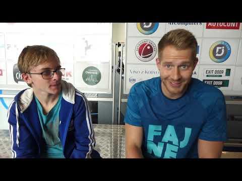 2018-10 Badminton - 2. Kanár v peří- Rozhovor Karel Wanke