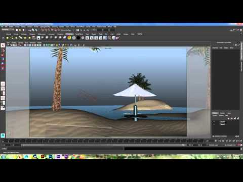 How to Render Video From Maya. Bangla