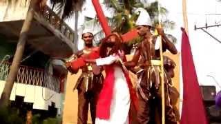 Manampathi kandigai way of the cross