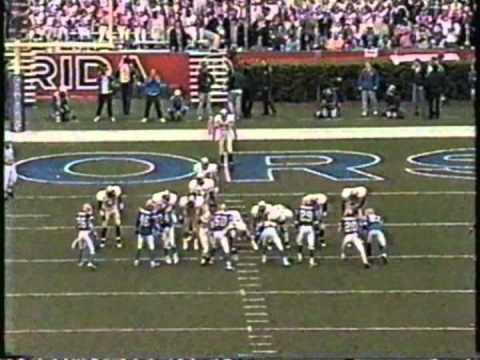 1995 UF vs FSU