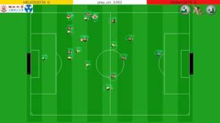 RoboCup 2016 Soccer Simulation 2D Final