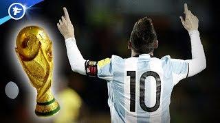 Un Messi de légende qualifie à lui seul l'Argentine   Revue de presse