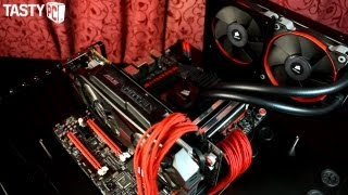 Subscriber Update, Other Ramblings & Phobya Test Bench Installation