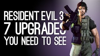 Resident Evil 3 Remake Gameplay: 7 Awesome Upgrades You Have to See