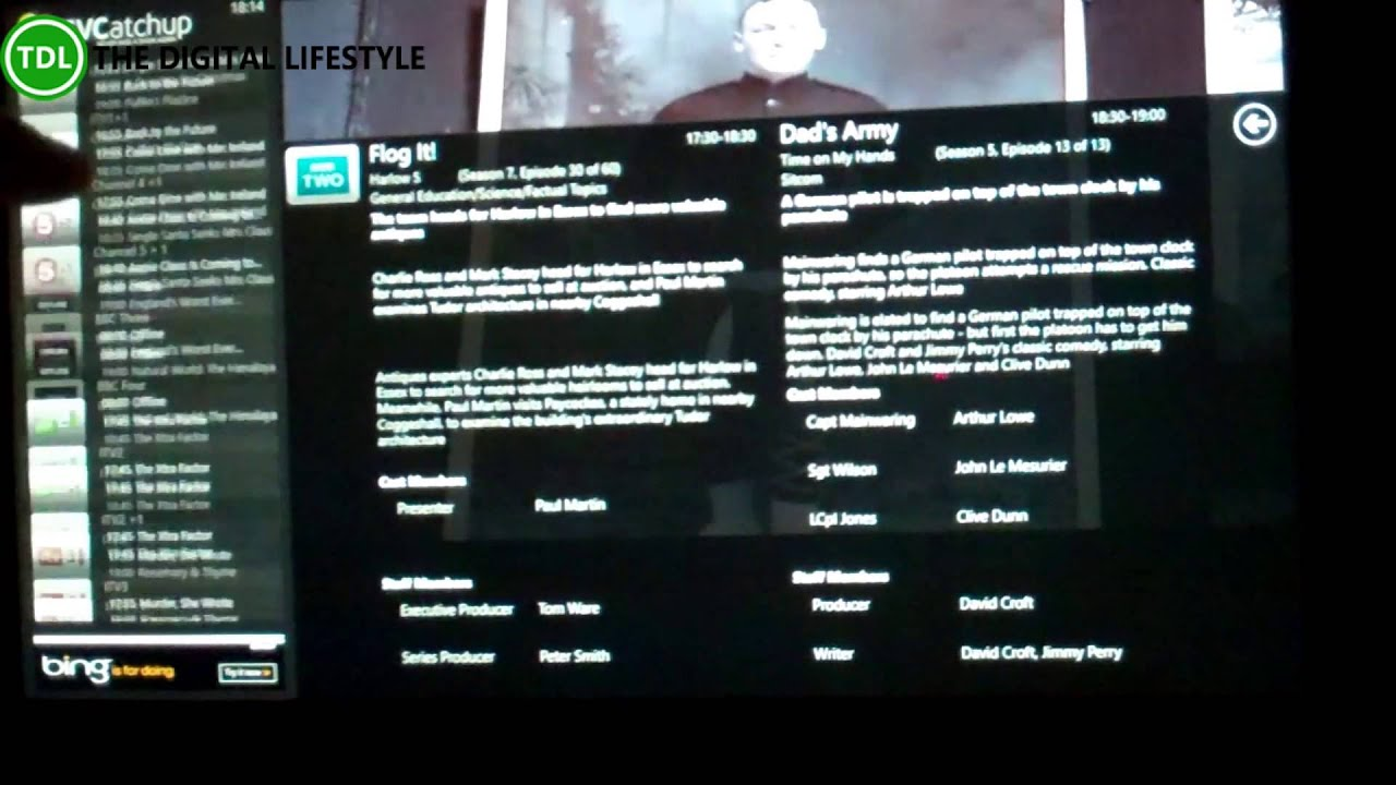 How To Watch Tv On A Microsoft Surface Youtube