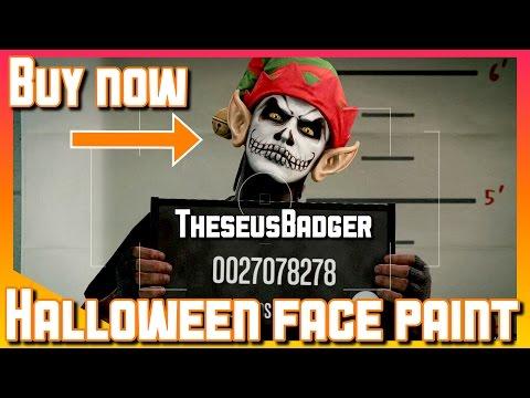 How To BUY Halloween Face Paint | GTA 5 Online