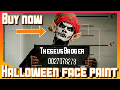How To BUY Halloween Face Paint | GTA 5 Online
