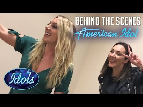 Audition Advice & Singing Tips On American Idol 2018 | Behind The Scenes | Idol Global