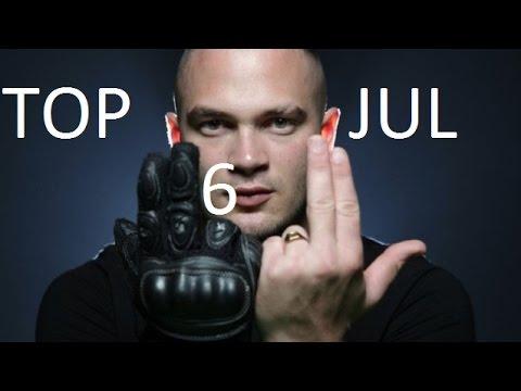 TOP 6 DES MEILLEUR MUSIQUE  DE JUL
