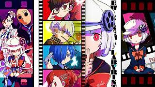 Synchronized City - Persona Q2: New Cinema Labyrinth Soundtrack