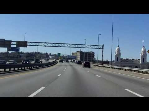 Interstate 290 (Exits 19 to 7) westbound