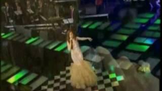 darine hadchiti singing 7abibi ya malak live in dubai