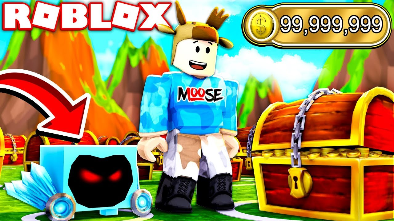 Download BUYING THE MOST EXPENSIVE PET! *ROBLOX PET SIMULATOR*