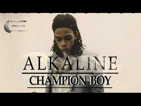Alkaline - Champion Boy [Fire Starta Riddim] November 2015