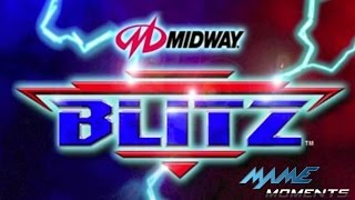 MAME MOMENTS.... NFL BLITZ