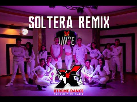 "SOLTERA (REMIX) - LUNAY FT. DADDY YANKEE, BAD BUNNY |  BYRON ASTUDIILLO CHOREOGRAPHY ""XTREME DANCE """