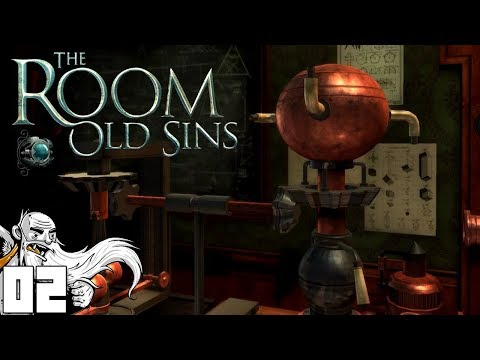 UNLOCKING THE STUDY AND THE KITCHEN!!! - The Room Old Sins Full Game Walkthrough