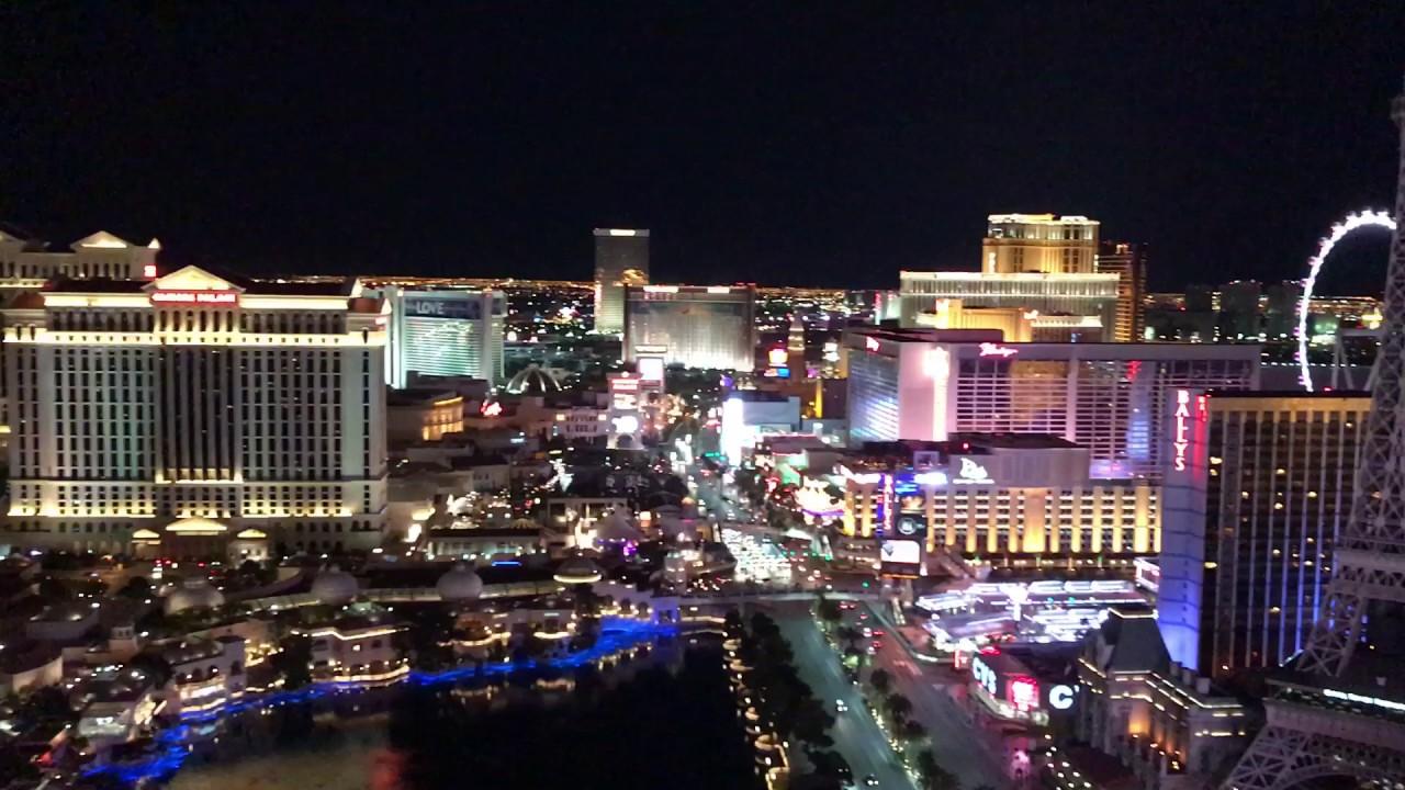 las vegas casino hotels with balconies