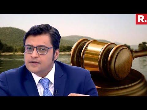 Arnab Goswami On Cauvery Water Dispute