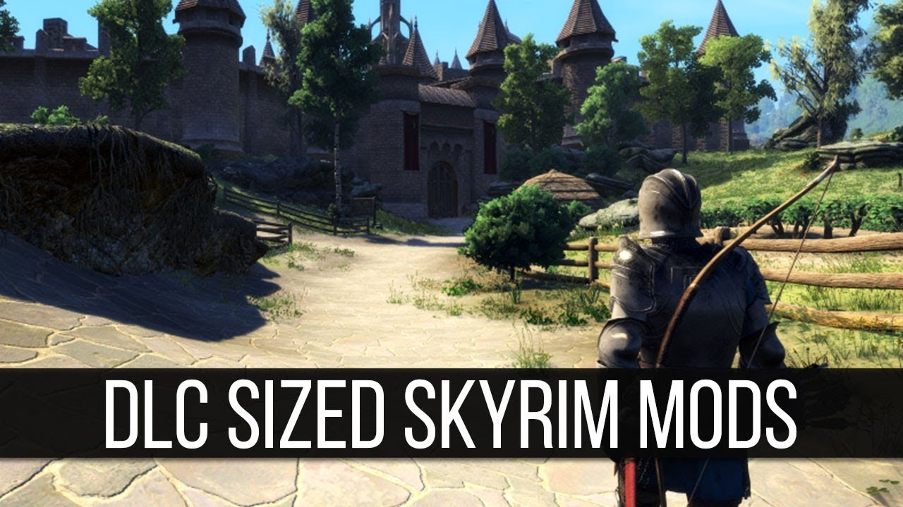 The 6 DLC Sized Overhaul Mods Coming to Skyrim