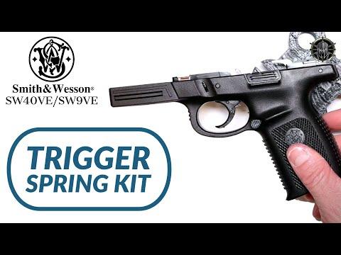 Smith & Wesson SW40VE / SW9VE Sigma Trigger Spring Kit for SW40VE Accessories & SW9VE Accessories