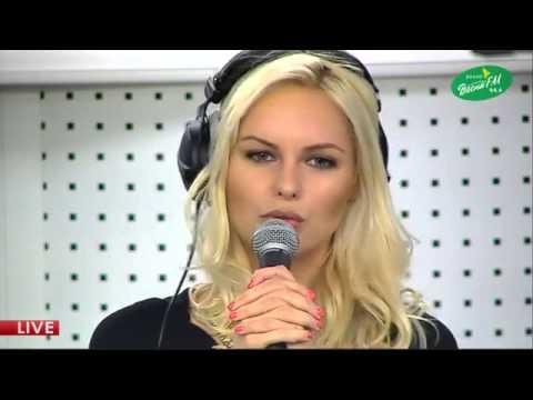 Ханна в программе Нет Нафталину на радиостанции ВЕСНА FM 94,4