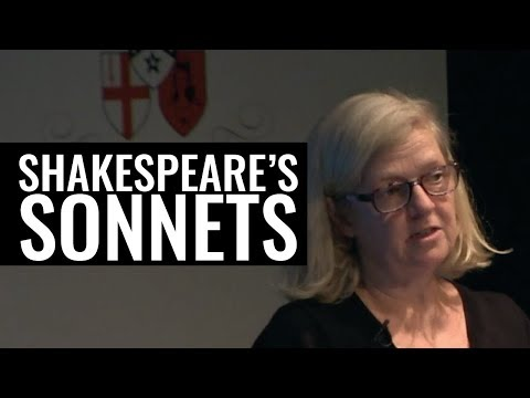 Shakespeare's Sonnets and the Use of Personification - Professor Belinda Jack