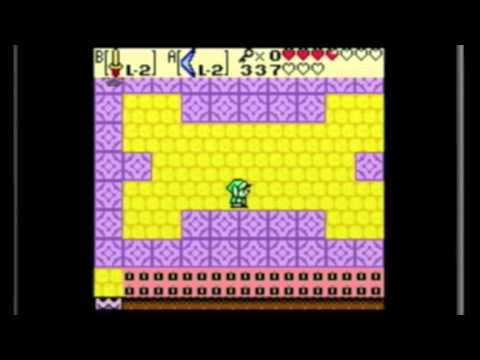 The Legend of Zelda: Oracle of Seasons (Part 23)-Level 6: Ancient Ruins  (Part 2)