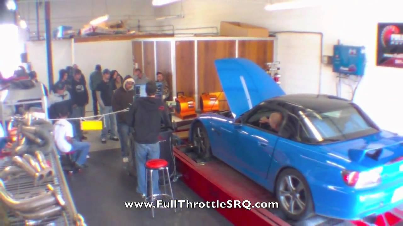 Full-Throttle Motorsports DYNO DAY