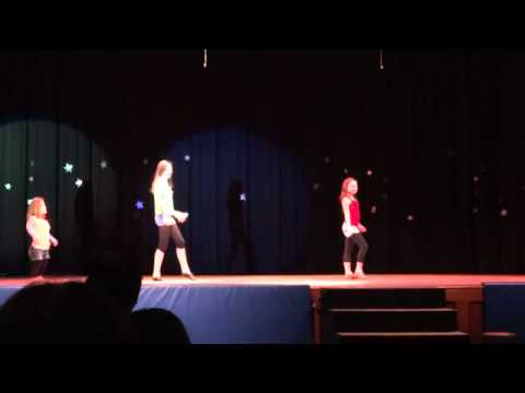 Nathan Hale Ray Middle School Variety Show 2012