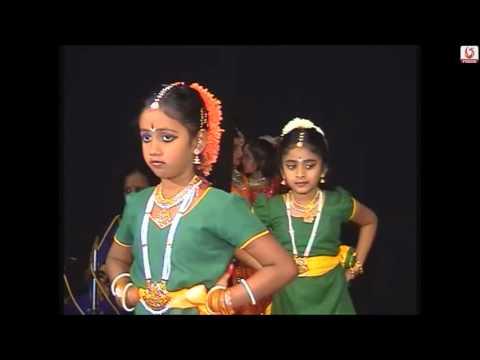 Bharatanatyam Dance  Part-1