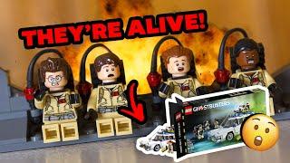 Lego Ghostbusters - Happy Bricks
