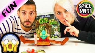 Og On The Bog - Nina & Kaan klauen Shrek Klopapier! Furzender und brüllender Ork auf dem Scheißhaus