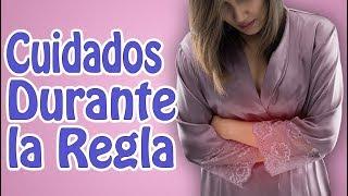 Cosas que NUNCA se Deben Hacer Durante la Regla (Menstruación) | SALUDABLEMENTE TV