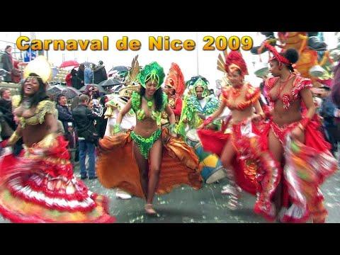 🇫🇷 Carnaval de Nice - France (HD)