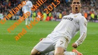 Cristiano Rolando Skills and Tricks 2013