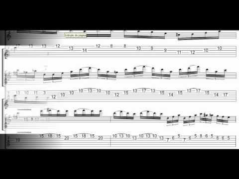Guitar guitar tabs avenged sevenfold : Avenged Sevenfold M.I.A. Guitar Solo With Tabs - YouTube