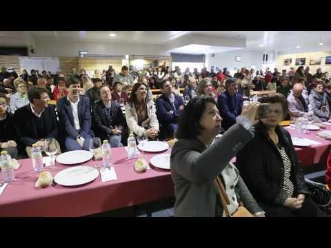 El Club de Jubilados de Portonovo recibe la Raia de Ouro