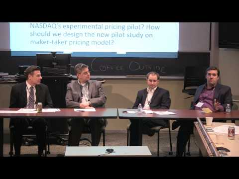 Panel Discussion on High Frequency Trading
