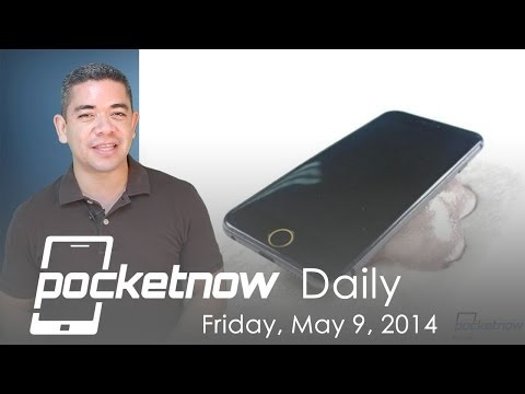 iPhone 6 curved display, Google Nexus 8 details, HTC B2 & more - Pocketnow Daily