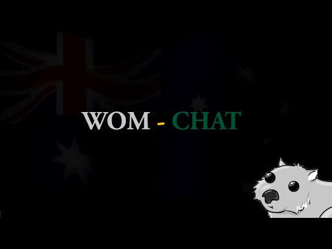 Wom-Chat - Bosnia, Poetry and Michael Bay