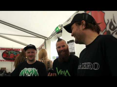 Raging Speedhorn Bloodstock Festival Interview 2015