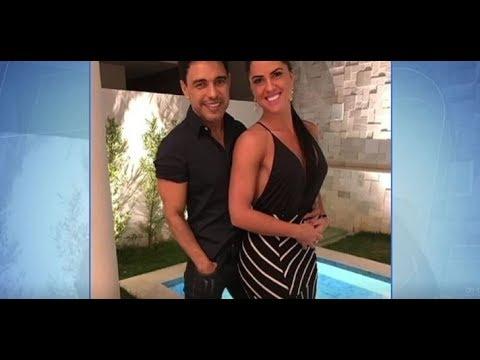 Hora da Venenosa: noiva de Zezé Di Camargo abre mão de dinheiro do cantor