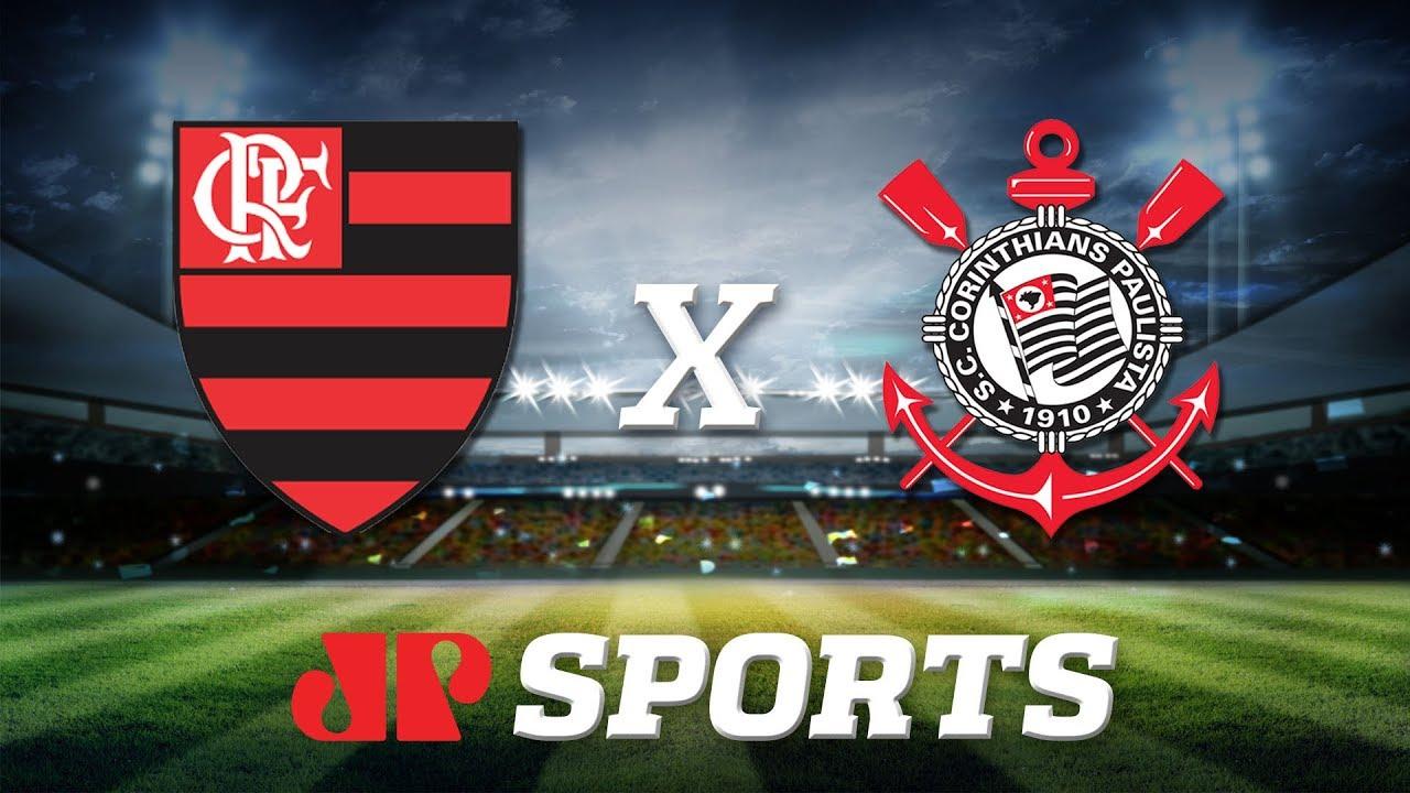 Flamengo 4 X 1 Corinthians 031119 Brasileirão Futebol Jp